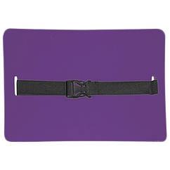 Сидіння похідне Senat (350х240х9мм), фіолетове