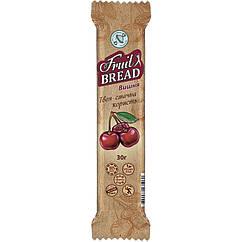 Батончик энергетический Fruit Bread з вишнею (30г)