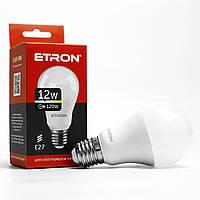 Світлодіодна лампа LED лампа ETRON Light Power 1-ELP-006 A60 12W 4200K E27