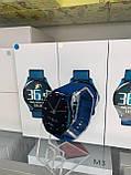 Смарт часы умные Smart Watch T88 с датчиком пульса и давления сенсорные наручные часы фитнесс-трекер унисекс, фото 10