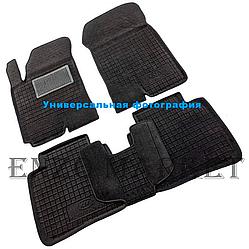 Гибридные коврики в салон Mazda 3 2009-2013 (Avto-Gumm)