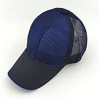 Бейсболка мужская кепка с 54 по 58 размер на маленькую голову бейсболки мужские с сеткой летняя, фото 1