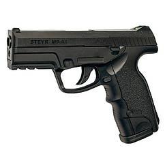 Пістолет пневматичний ASG Steyr M9-A1 (4,5 mm), чорний