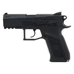 Пистолет пневматический ASG CZ 75 P-07 Blowback (4,5mm), черный