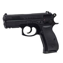 Пистолет пневматический ASG CZ 75D Compact (4,5mm), черный