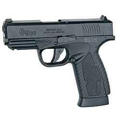 Пістолет пневматичний ASG Bersa BP9CC (4,5 mm), чорний