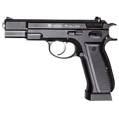 Пістолет пневматичний ASG CZ 75 Blowback (4,5 mm), чорний
