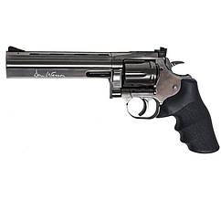 """Револьвер пневматический ASG DW 715 Pellet (6"""", 4,5mm), черный"""