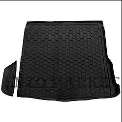 Автомобильный коврик в багажник Mazda 3 2014- Sedan (Avto-Gumm)