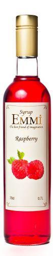 Сироп Еммі Малина 700 мл (900 грам) (Syrup Emmi Raspberries 0.7)