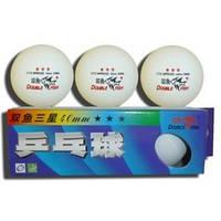 Мячики для настольного тенниса DOUBLE FISH 3-STAR