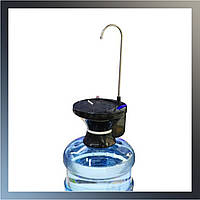 Помпа для воды с краном электрическая Automatice Water Dispenser диспенсер на бутылку с USB