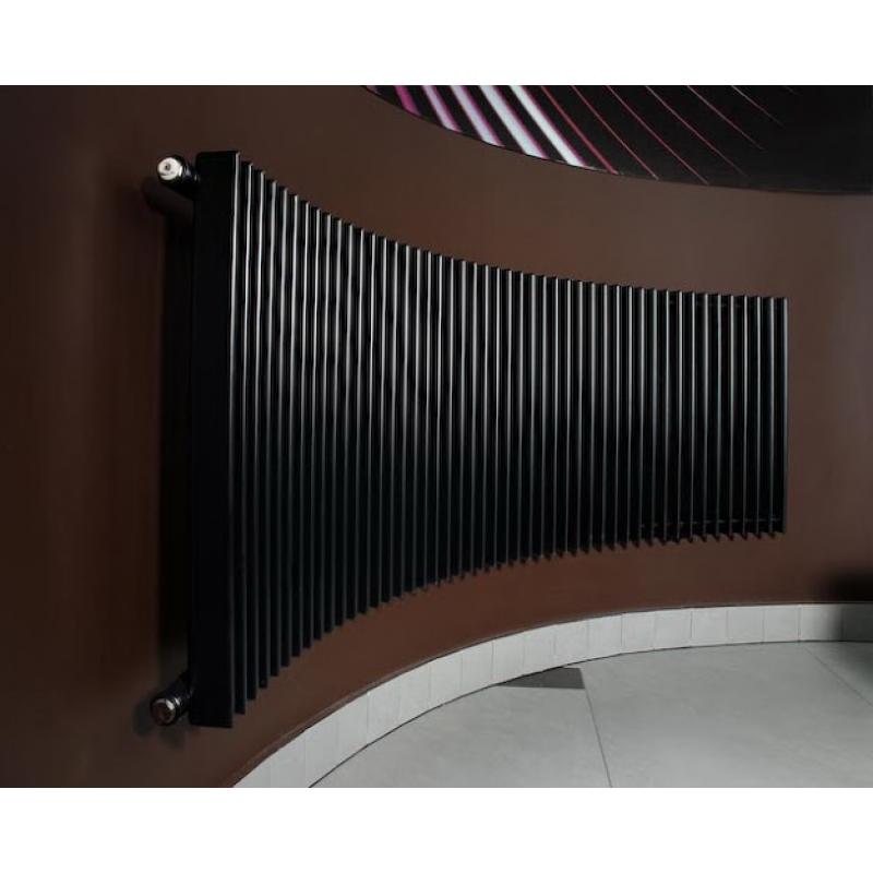 Горизонтальні дизайнерські радіатори Betatherm Metrum