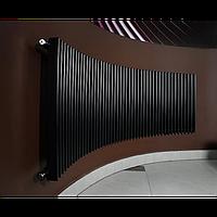 Горизонтальні дизайнерські радіатори Betatherm Metrum, фото 1