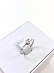 Кольцо золотое с бриллиантами К.ЮВ02-бр