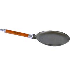 Сковорода чугунная для блинов (220мм)