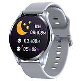 Смарт часы умные Smart Watch T88 с датчиком пульса и давления сенсорные наручные часы фитнесс-трекер унисекс, фото 2