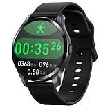 Смарт розумні годинник Smart Watch ZX-02 жіночі з датчиком пульсу і тиску сенсорні наручний годинник фітнес-трекер, фото 10