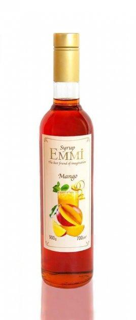 Сироп Еммі Манго 700 мл (900 грамм) (Syrup Emmi Mango 0.7)