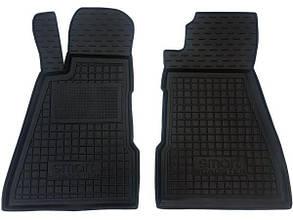 Полиуретановые (автогум) коврики в салон Smart (452) Roadster/Смарт Родстер