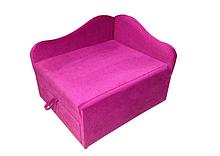 Малогабаритные детские мини кровати-диваны и мягкие кресла Диванчик маленький компактный Малыш