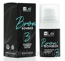 "InLei ""BROW BOMBER 3"" Поживне масло для брів 15 мл"