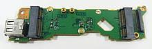 Доп. плата Fujitsu Lifebook S751 Плата WLAN, WWAN, USB (CP550281x1) бу