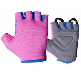 Фітнес рукавички PowerPlay 3418 Розові M SKL24-144439