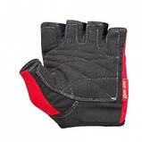 Рукавички для фітнесу і важкої атлетики Power System Red S Pro Grip PS-2250 SKL24-238288, фото 2