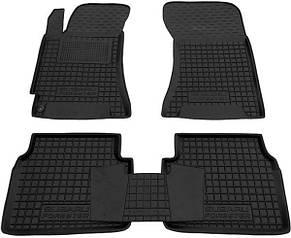 Авто килимки в салон Subaru Forester 2 2002-2008/Субару Форестер