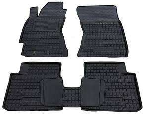 Авто килимки в салон Subaru Forester 3 2008-2013/Субару Форестер