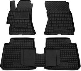 Авто килимки в салон Subaru Outback/Legacy 2003+/Субару Аутбек