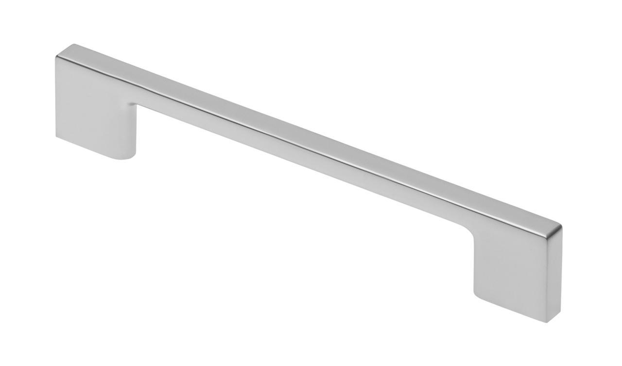 Ручка мебельная UZ-819 (128 мм, алюм), UZ-819128-05