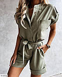 Женский комбинезон летний с шортами, фото 2