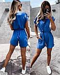 Жіночий комбінезон літній з шортами, фото 6