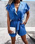 Жіночий комбінезон літній з шортами, фото 5