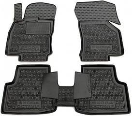 Авто килимки в салон  Skoda Octavia A8 2020-/Шкода Октавія А8
