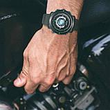 Смарт годинник розумні чоловічі BOZLUN Smart watch W30 фітнес трекер, чорні, фото 7