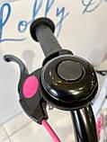 Двухколесный велосипед Corso R на 20 дюймов Бело-розовый, фото 3