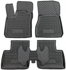 Авто килимки в салон   Smart ForFour 453 2014-/Смарт Форфоур 453