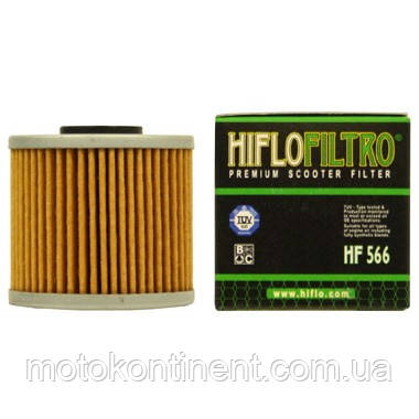 ФІЛЬТР МАСЛЯНИЙ HIFLO HF611, фото 2