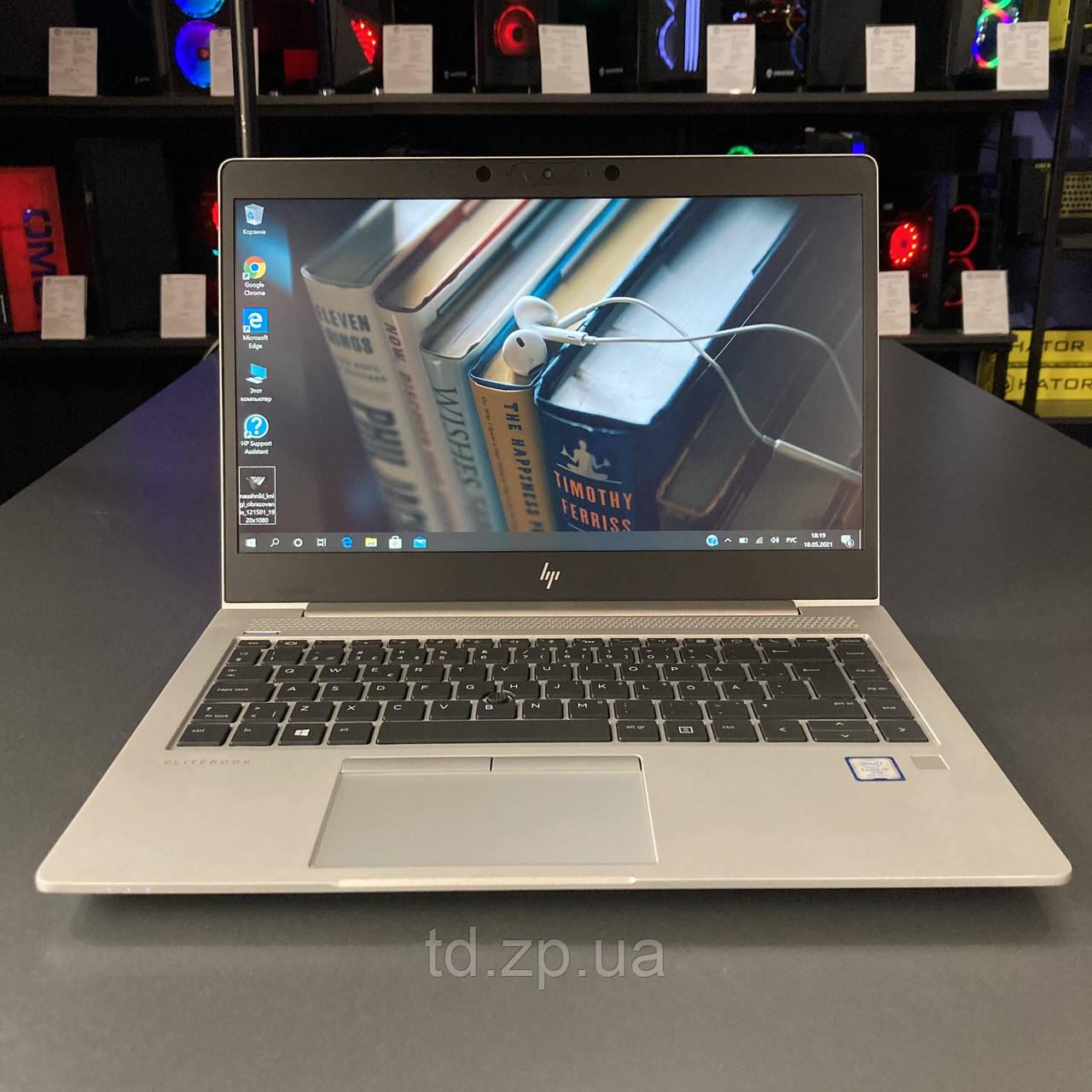 "Ноутбук HP EliteBook 840 G6 14"" Intel Core i7-8665u/16Gb DDR4/512Gb SSD"