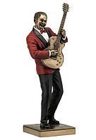 Коллекционная статуэтка Veronese Гитарист, серия Джазовые музыканты WU76221A5