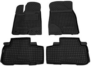 Авто килимки в салон Toyota Highlander / Тойота Хайлендер 3 2014+