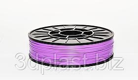 PLA (ПЛА) пластик 3Dplast для 3D принтера 1.75 мм 0.85, фиолетовый
