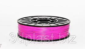 PLA пластик 3Dplast для 3D принтера 1.75 мм 0.85, пурпурний