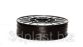 PLA (ПЛА) пластик 3Dplast для 3D принтера 1.75 мм 0.85, коричневый