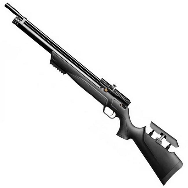 Гвинтівка пневматична Kral Puncher Synthetic PCP (4.5 мм), з попередньою накачуванням, чорна