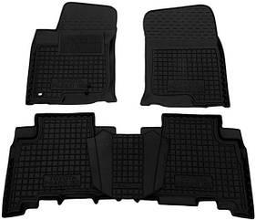 Авто килимки в салон Toyota Land Cruiser Prado / Тойота Ланд Крузер/Прадо 150 10-/13+
