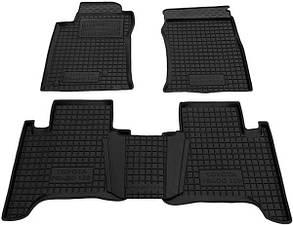 Авто килимки в салон Toyota Land Cruiser Prado / Тойота Ланд Крузер/Прадо 120 2002-2009